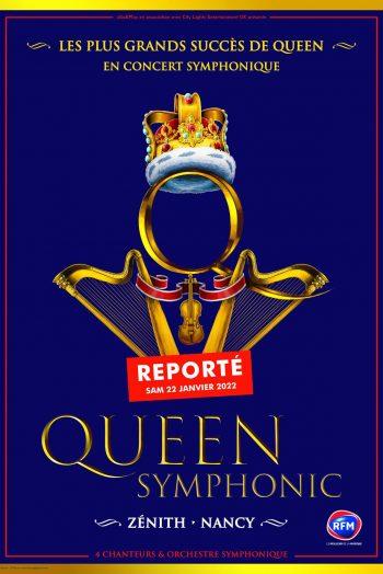 Queen symphonique