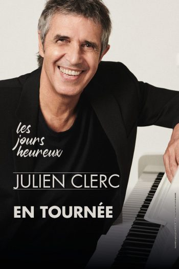 Julien Clerc concert
